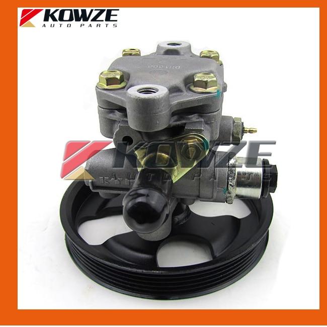 Power Steering Oil Pump For Mitsubishi Lancer CS1A CS2A CS3A CS3W 2000- MN184075 fuel pump assy for mitsubishi lancer classic mr566825 2000