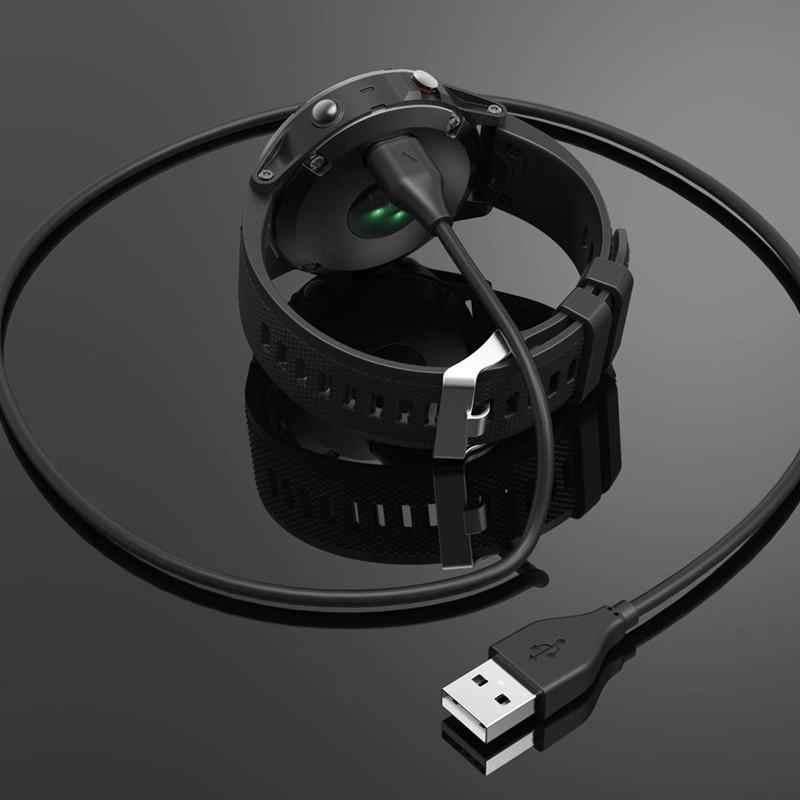 USB 充電ケーブルガーミンフェニックス 5 5S 5X プラス充電データクレードルドックケーブル充電器ガーミンフェニックス 5 5S 5X プラス腕時計