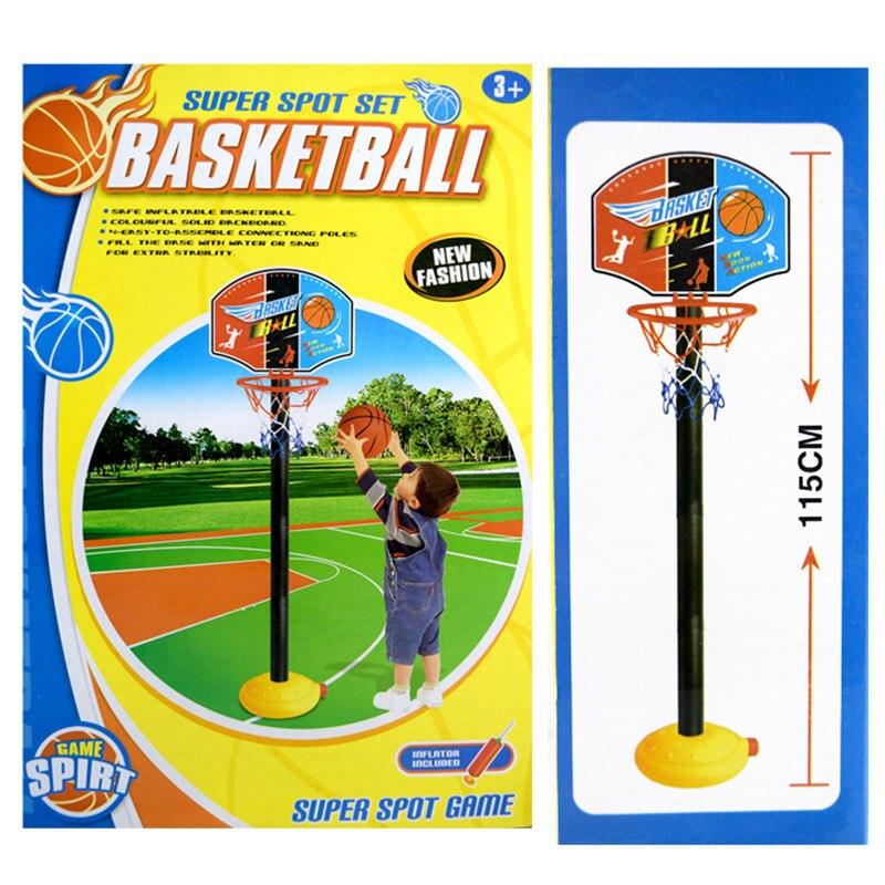 Ball Game Toy : Aliexpress buy children basketball stand set ball