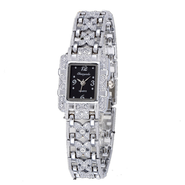 Sliver Band Women Bracelet Watches Elegant Femme Hodinky Fashion Ladies Dress Sa