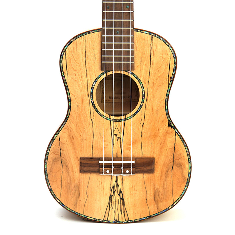 Afanti  Music 26 inch small Guitar / Zebrawood / 26 inch Ukulele (DGA-155) 13 inch double tone afanti music snare drum sna 109 13
