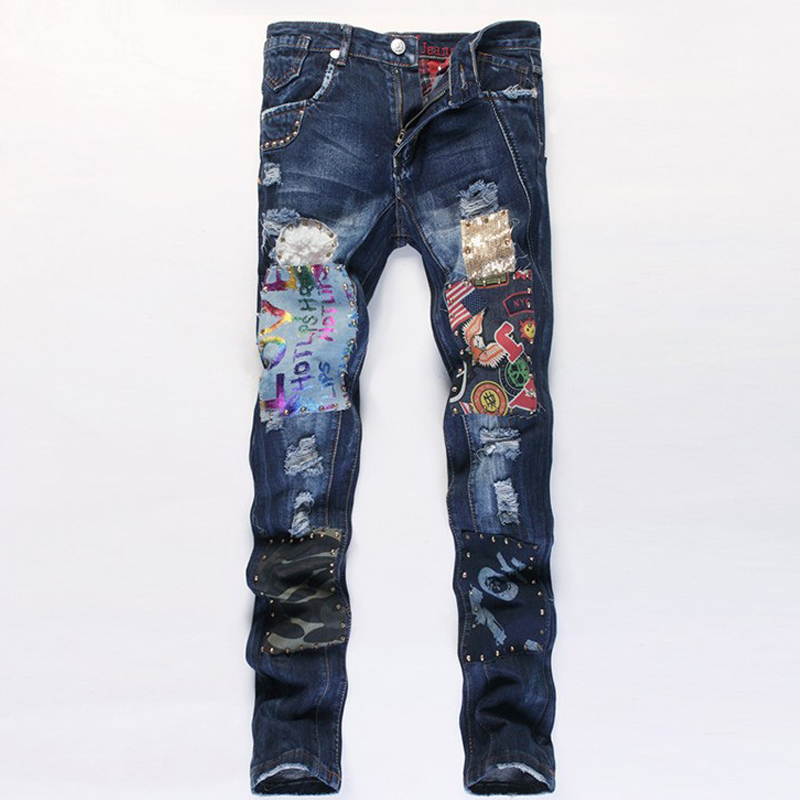 Online Get Cheap Cool Jean Designs -Aliexpress.com | Alibaba Group