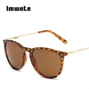 Imwete очки зеркальные винтажные мужские женские мужские солнцезащитные очки черные известные роскошные мужские женские солнцезащитные очки...