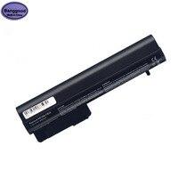 11.1V 4400mAh Laptop Battery for HP 2533t Compaq Business Notebook 2400 2510p NC2400 NC2410 EliteBook 2530p 2540p HSTNN DB23