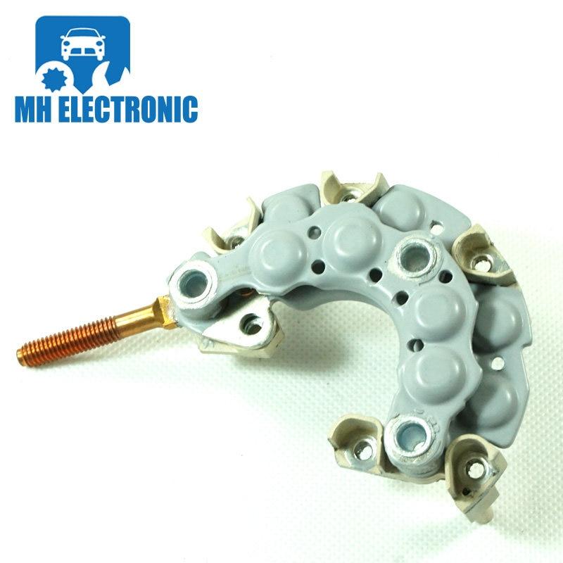Suuonee Alternator Rectifier,Metal Alternator Rectifier Regulator AS-PL ARC6012 INR402 OEM Replacement
