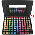 Best X-mas ladies gift eyeshadow palette Metal Mania 88 colors eyeshadow makeup free shipping
