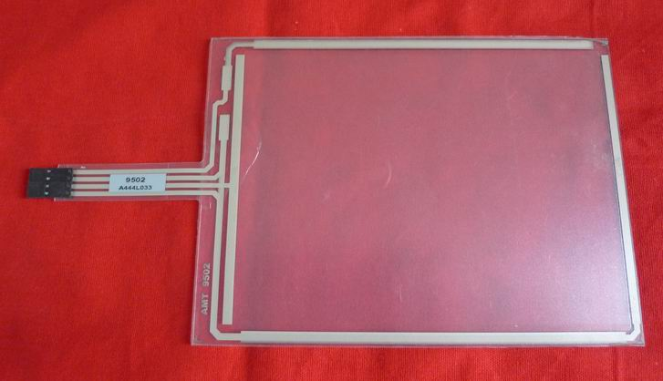 Touch panel for AMT9502 5.7 inch touch screen 4 wire touch glass touchpad AMT 9502, New & in stock appella 4351 3014