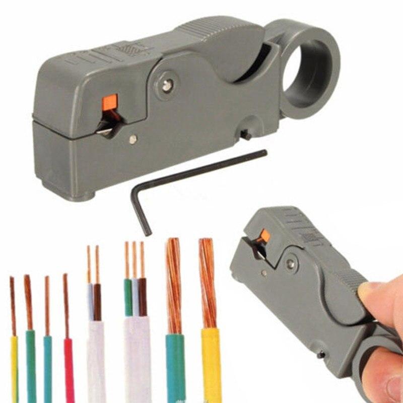Werkzeuge Gutherzig Neue Automatische Kabel Zange Abisolieren Draht Stripper Tragbaren Handheld Abisolieren Zange Für Elektrowerkzeug