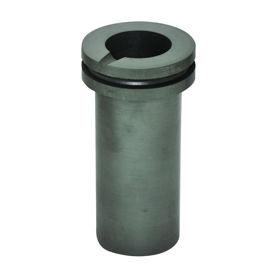 Graphite melting crucible with neck jewelry melting crucible for furnace 2kg  Accessories for melting Furnace 5kg gold melting graphite crucible for melting furnace aluminium melting carbon pot