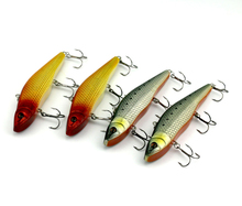 48G 148MM HOT NEW Big Game VIB hard Vibration Wobbler Fishing fake bait lure ICE bass catfish carp panfish trout walleye tilapia