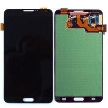 Penuh LCD Display Layar Sentuh Digitizer Perakitan Untuk Samsung Galaxy Note 3 N9000 N9002 N9005 N9006 N900A N900T