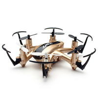 2016 New RC Quadcopter Drones JJRC H20 2 4G 4CH 6Axis 3D Rollover Headless Model RC