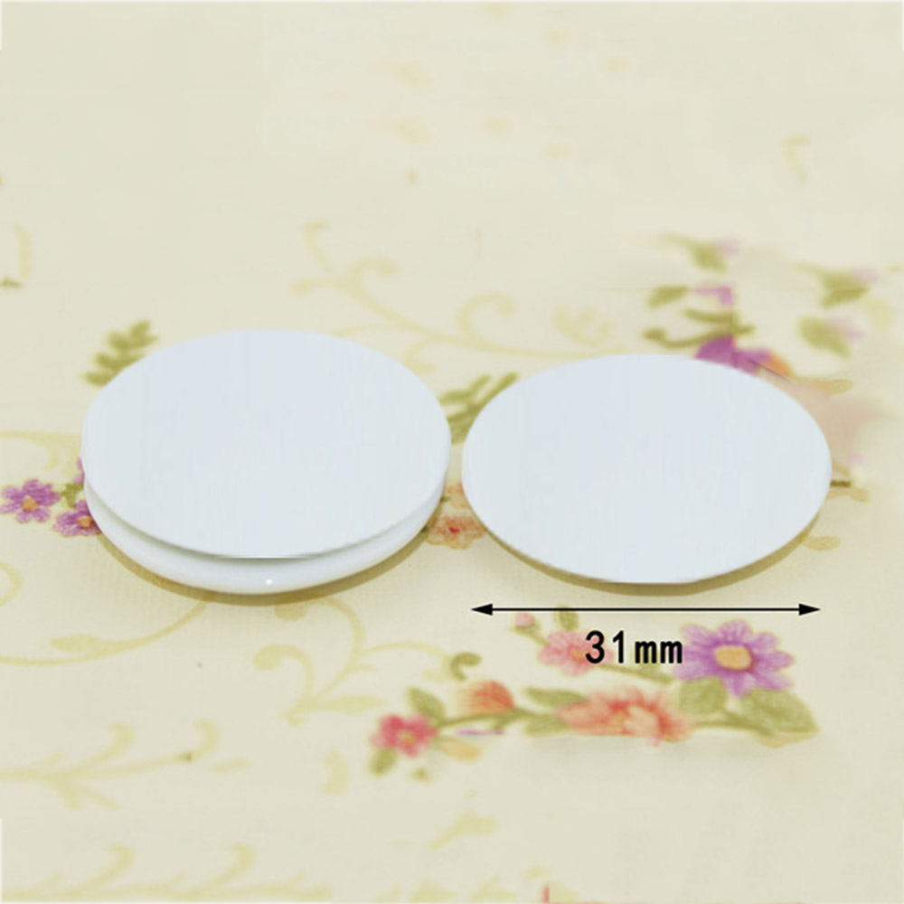 3Pcs 1/12 Dollhouse Miniature Accessories Mini Ceramic Food Plate Simulation Kitchen Dish Model Toys For Doll House Decoration