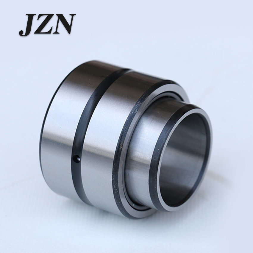 Free Shipping!  2PCS Solid Collar Needle Roller Bearings With Inner Ring Bearing NKI15/20