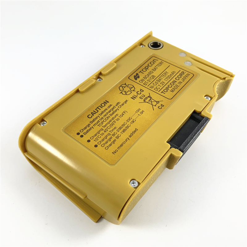 Brand New High Quality BT-31Q Battery for Topcon Auto Level surveying instrument 17000mAh