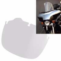 13 Inch Motorcycle windshield Windscherm Windscreen for Harley Touring Street Glide Electra Ultra Classic 1996 2013