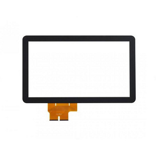 10.4 Projected Capacitive Touch Screen Replacement 10 points PCAP touch panel overlay kit for Touch Table with Free Driver