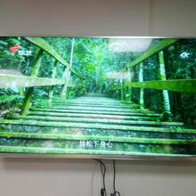85 86 inch 98 100 inch large size TV Android smart 4K LED television TV(free shipping to Guanzghou China only