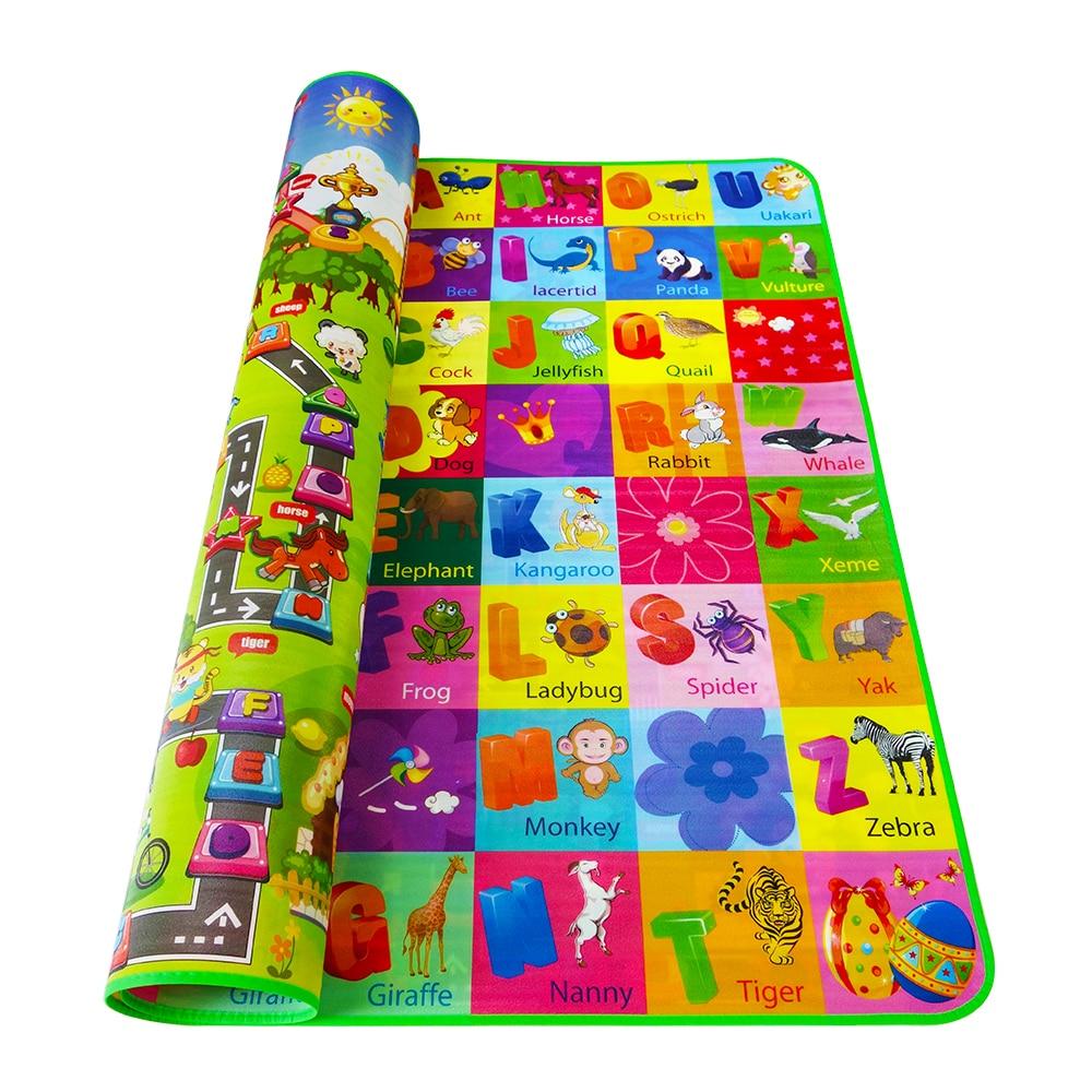 HTB1M.Z.lrsTMeJjSszgq6ycpFXaR Playmat Baby Play Mat Toys For Children's Mat Rug Kids Developing Mat Rubber Eva Foam Play 4 Puzzles Foam Carpets DropShipping