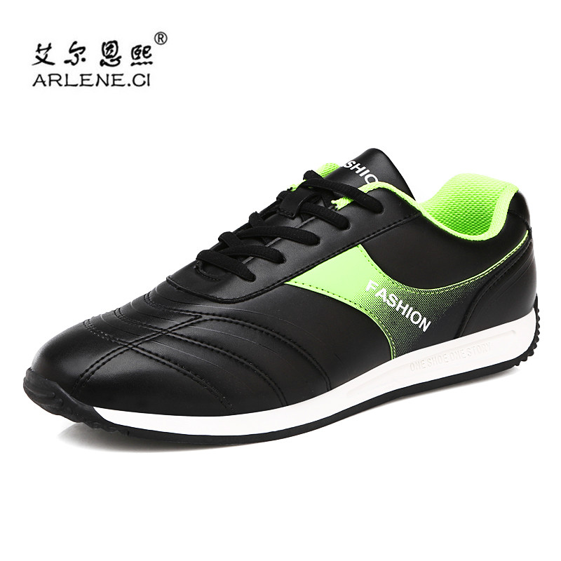 buy popular ce534 e0e0c 2018-Hot-Sale-PU-Leather-Tennis-Shoes -For-Men-Lightweight-Outdoor-Walking-Sneakers-Comfort-Athletic-Sports.jpg