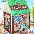 Nueva Llegada Super gran Casa de Juego de Interior Al Aire Libre Portable Niños Carpa Niño Casa de Juguete Casa Carpas Para Niños juego de regalo