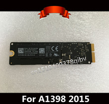 NEW 256GB Flash SSD 655-1858H For MacBook Pro/Air A1398 A1502 A1465 A1466 2015