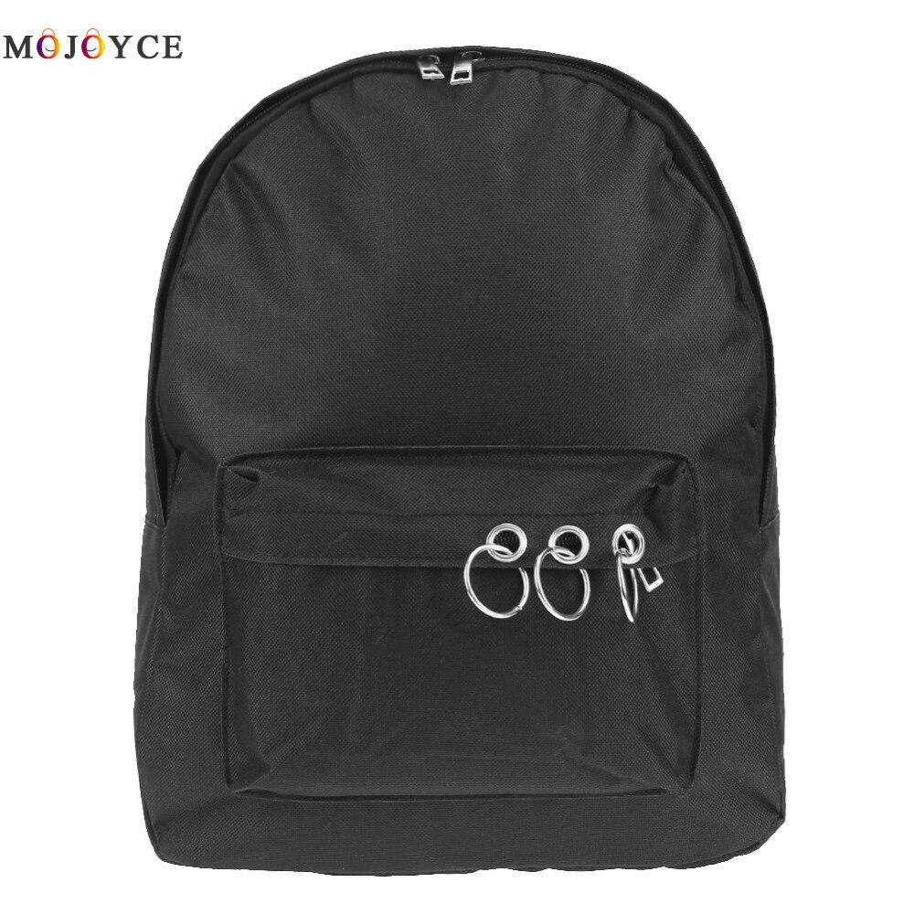 Casual Women Laptop Backpack Waterproof Nylon Women's Printing Backpack Schoolbag Bagpack For Teenagers Girls School Bag