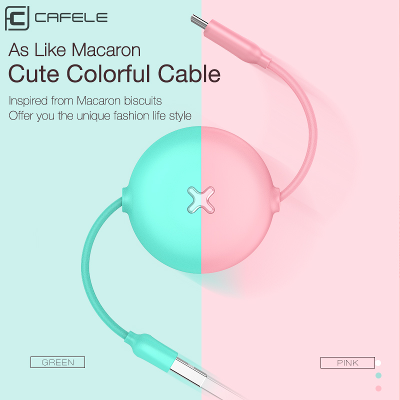 Image 5 - CAFELE USB Type C Cable for Xiaomi huawei Mobile Phone USB C Fast Charging Mini Type C Cable for Samsung Galaxy S9 Data Sync-in Mobile Phone Cables from Cellphones & Telecommunications