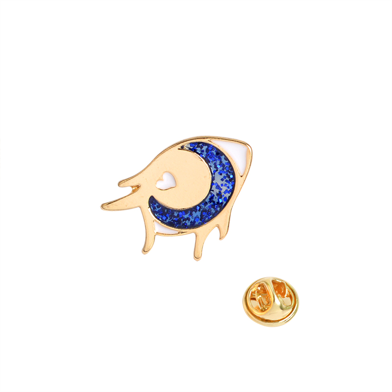 1 pcs Red lips Wine Hand Matches Smoke Eye Brooch For Women Vampire Girl Jacket Collar Badge Pin Button Fashion Enamel Jewelry