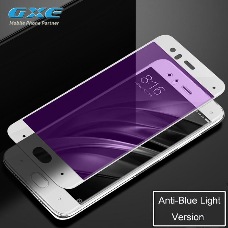 GXE 3D Curved Full Cover Protector de pantalla de vidrio templado - Accesorios y repuestos para celulares - foto 6