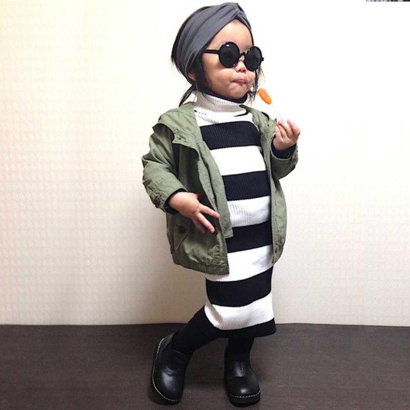 Winter Kinder Kleinkinder Baby Pullover Strickwaren Kleinkind - Kinderkleidung - Foto 3