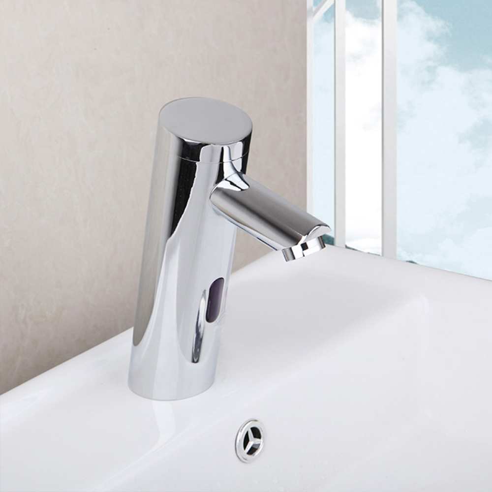 Great Aliexpress.com : Buy KEMAIDI Basin Faucet Torneira Automatic Hands Touch  Sensor Faucets Bathroom Brass Sink Chrome Faucets Mixers U0026 Taps Water Mixer  From ...