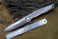 TwoSun Новый Ножи TS88 складные ножи M390 лезвие titanium ручка Ножи Охота выживания ножи для подарка коллекции открытых передач