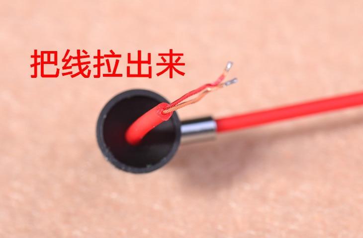 8 мм наушники оболочки наушники полости diy аксессуары 2 пары