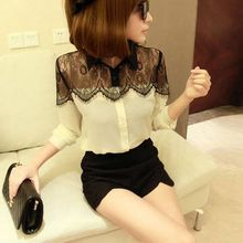 Women's blouses and 2015 New Women