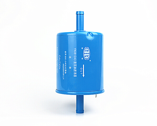hydraulic filter  YK0812A3 for the multi valves oil filter linear phase bernstein filter for equalized the distorted chrominance