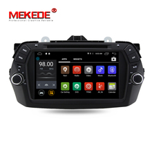 Free shipping car Autoradio7.1 for SUZUKI CIAZ/ALIVIO support dvd player gps navigator ipod bt 4G wifi free 8G map card