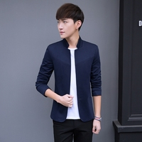 2017new Autumn Fashion Slim Fit Mens Blazer Models High Quality Suit Jacket For Men Free Delivery