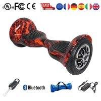Гироскутер oxboard 10 Pouce Электрический скейтборд электрический скутер за бортом Trottinette электрик Adulte Patinete Electronico