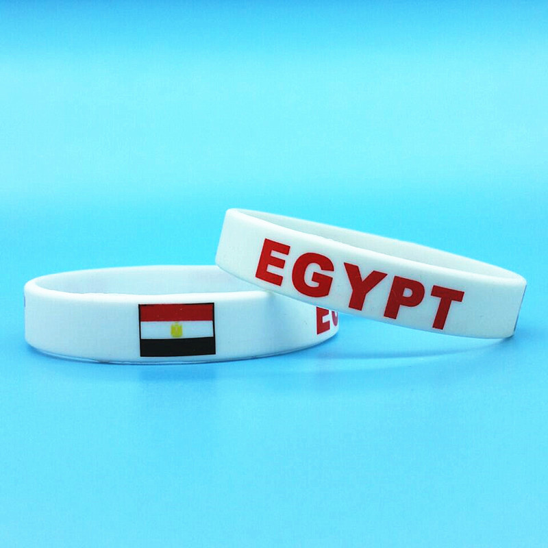 2pcs Egypt Flag Wrist Band...