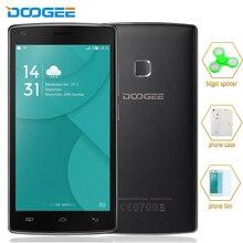DOOGEE X5 MAX X5 MAX PRO 8 ГБ/16 ГБ + 1 ГБ/2 ГБ 4000 мАч Батареи 360 градусов Отпечатков Пальцев 5.0 дюймов Android 6.0 MTK6580 Quad Core 1.3 ГГц