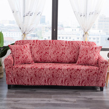 11 Colors Slipcover Stretch Four Season Sofa Covers Furniture Protector Polyester Loveseat Couch Cover Towel Persian cotton