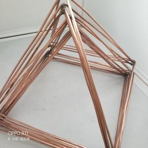 Медная пирамида, треугольная пирамида, оптовая продажа
