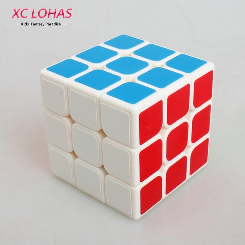 3x3x3 Sticker font b Magic b font font b Cube b font 3 Layers High Speed
