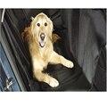 Black Car Seat Cover 600D Oxford Car Interior Car Pet Seat Cover Mat Travel Accessories Tools