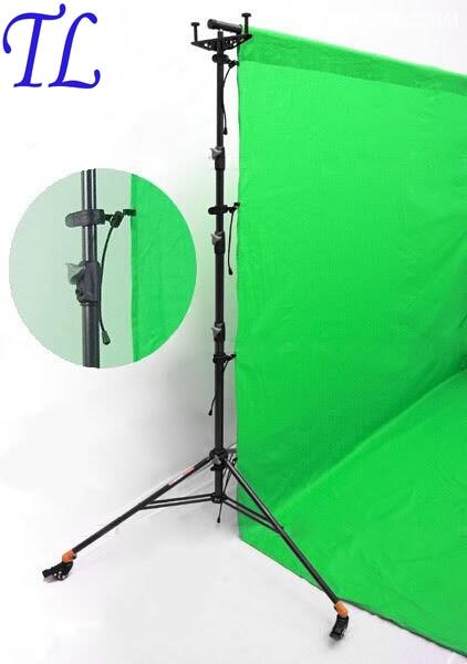 Número de seguimiento + 4 piezas Fotografía de estudio Soporte de fondo Clips Telón de fondo Abrazaderas Clavijas Equipo fotográfico