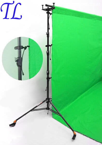 Трацкинг Нумбер + 4 Пцс Фотографски студио Позадински држач постоља Цлипс Бацкдроп Цлампс Пегс Фото опрема
