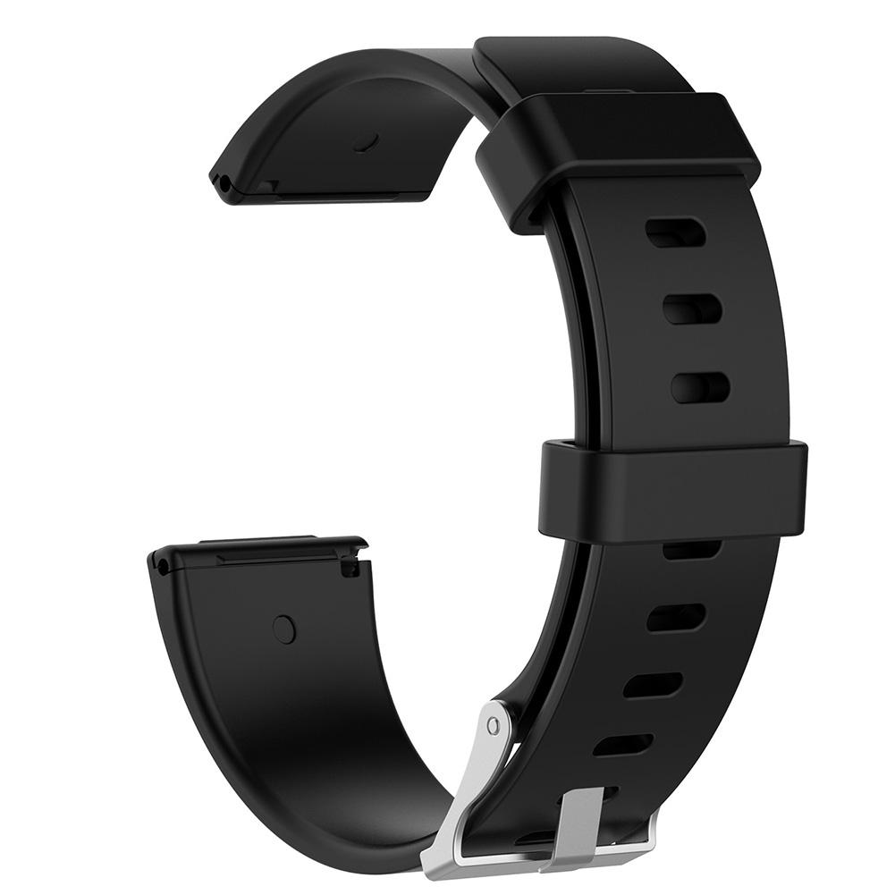 Soft Silicone Replacement Strap Wristband For Fitbit Versa Smart Watch S L Size Color