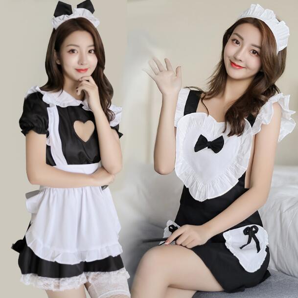 Conjunto de disfraz de enfermera para mujer, lencería Sexy, disfraz de enfermera, uniforme de azafata, 2019
