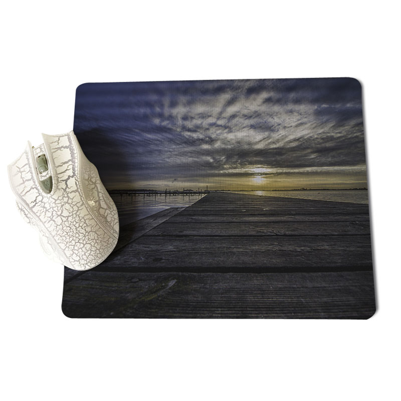 Anti Slip Mouse Mat for Desktops Computer Bring Me The Horizon Mouse Pad with Designs